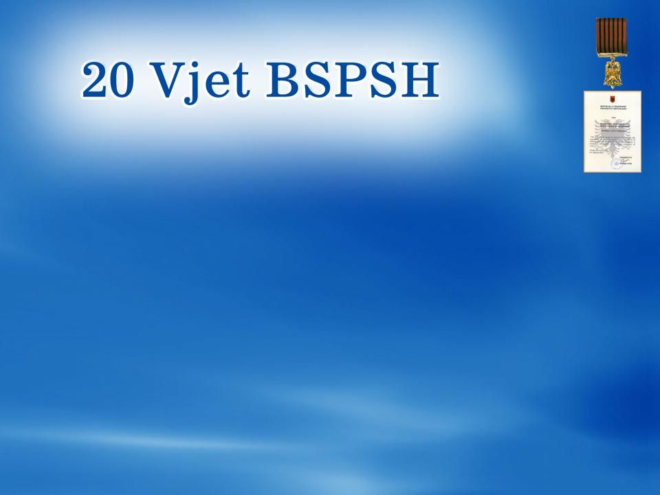 20 vjet BSPSH